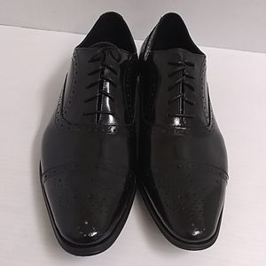 Versace collection Men's casual leather shoes 8